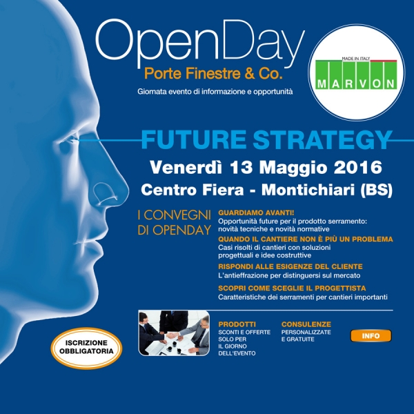 OpenDay Porte Finestre & Co.
