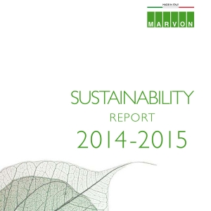 First Sustainability Report