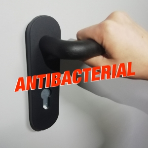 New antibacterial handles